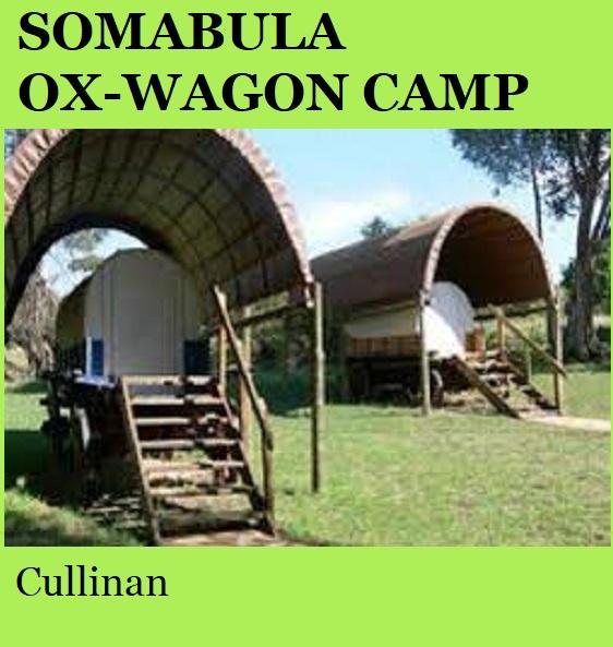 Somabula Ox Wagons Camp - Cullinan