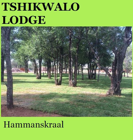 Tshikwalo Lodge - Hammanskraal