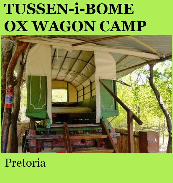 Tussen-i-Bome Oxwagen Camp - Pretoria