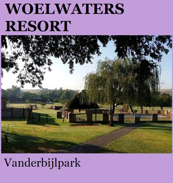 Woelwaters Resort - Vanderbijlpark