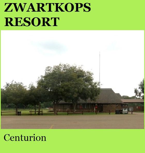 Zwartkops Resort - Centurion