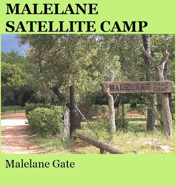 Malelane Satellite Camp - Kruger National Park