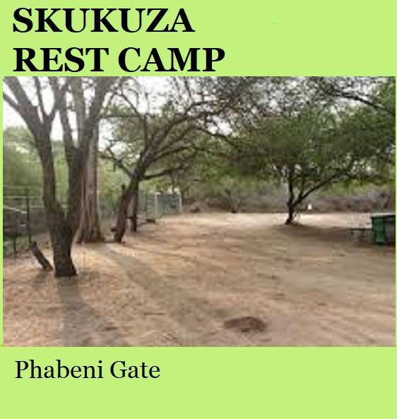 Skukuza Rest Camp - Kruger National Park