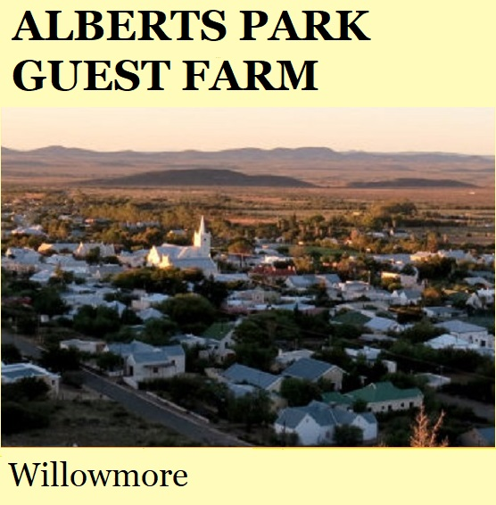 Alberts Park Guest Farm - Willowmore