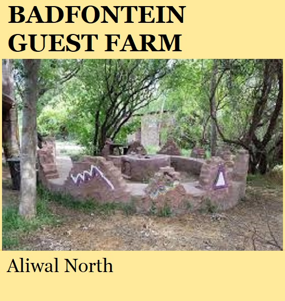 Badfontein Guest Farm - Aliwal North