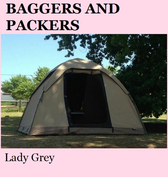 Baggers and Packers - Lady Grey