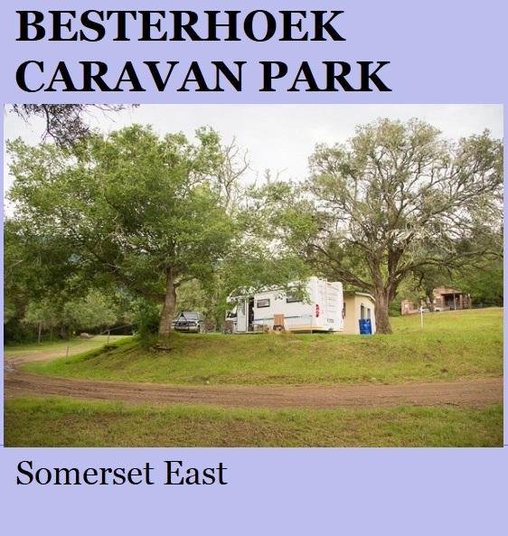 Besterhoek Caravan Park - Somerset East