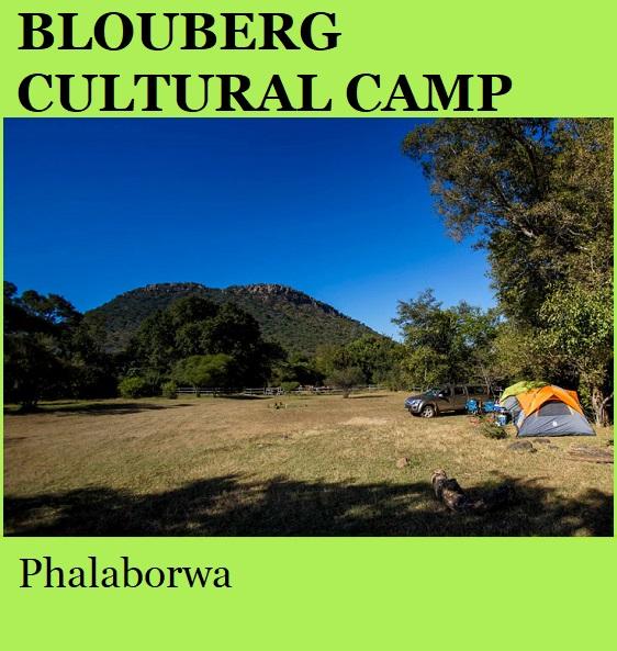 Blouberg Cultural Camp - Phalaborwa