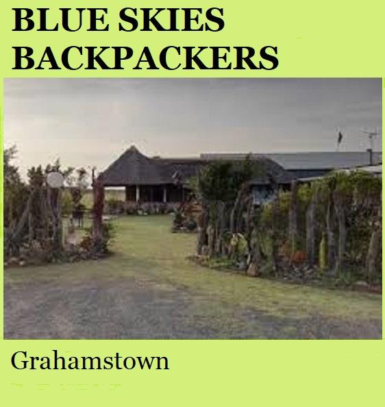 Blue Skies Backpackers - Grahamstown