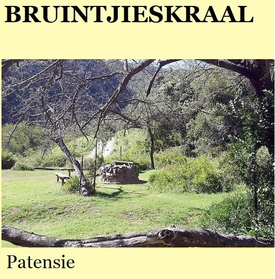 Bruintjieskraal - Patensie