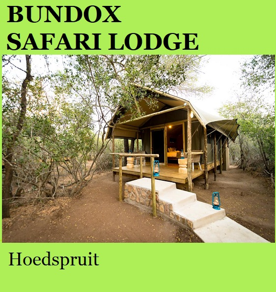 Bundox Safari Lodge - Hoedspruit