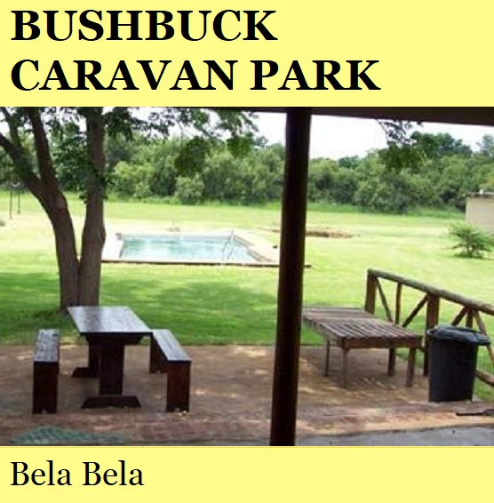 Bushbuck Caravan Park - Bela Bela