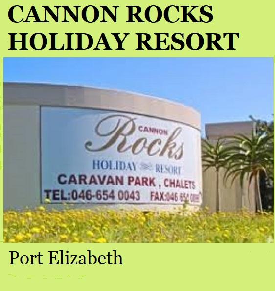 Cannon Rocks Holiday Resort - Port Elizabeth