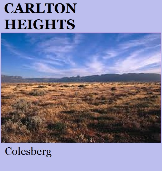Carlton Heights - Colesberg