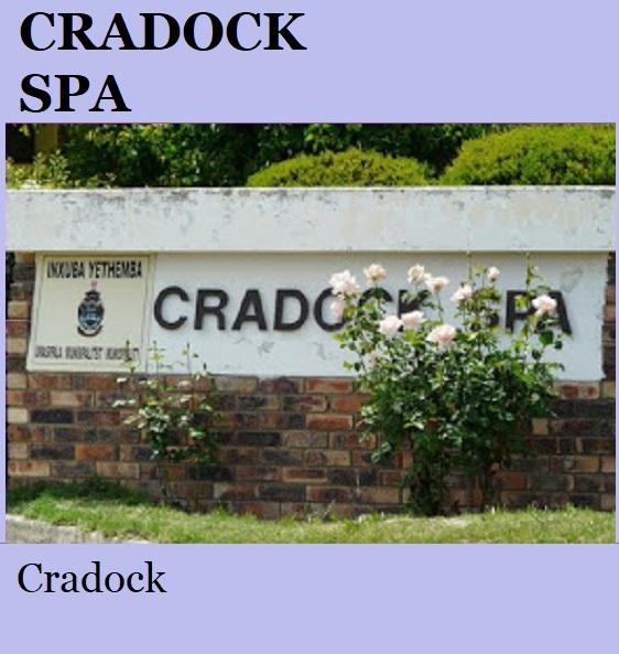 Cradock Spa - Cradock