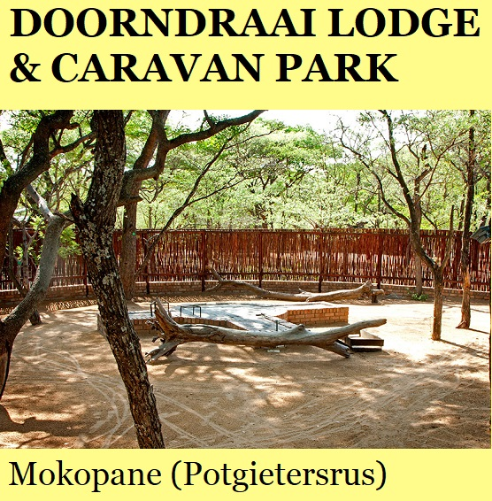 Doorndraai Lodge and Caravan Park - Mokopane (Potgietersrus)