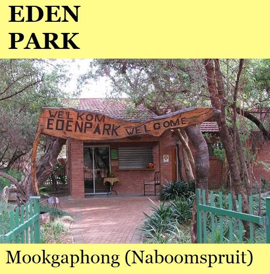 Eden Park - Mookgaphong (Naboomspruit)