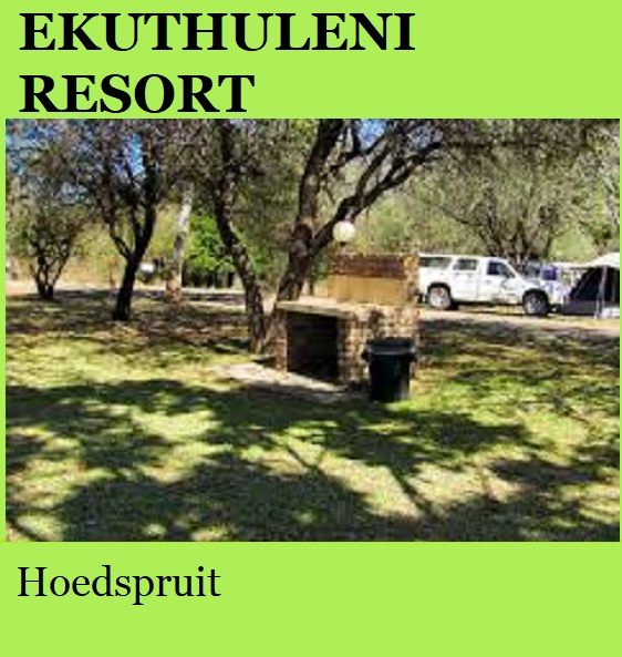 Ekuthuleni Resort - Hoedspruit