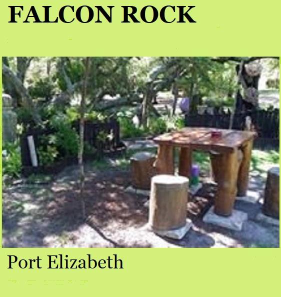 Falcon Rock - Port Elizabeth