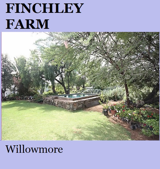 Finchley Farm - Willowmore