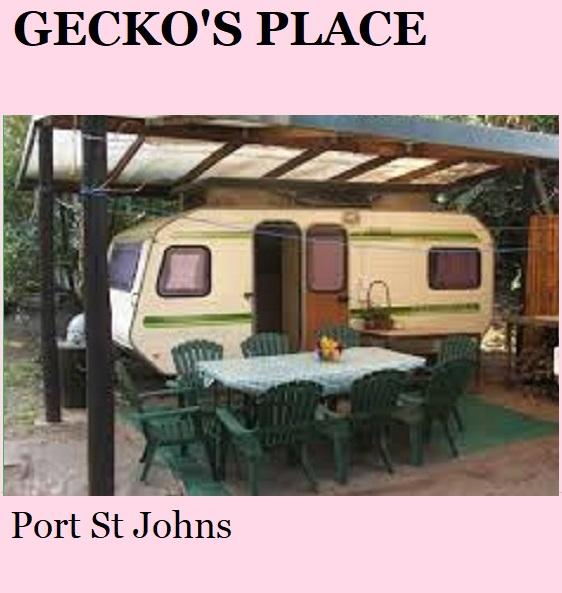 Gecko's Place - Port St Johns