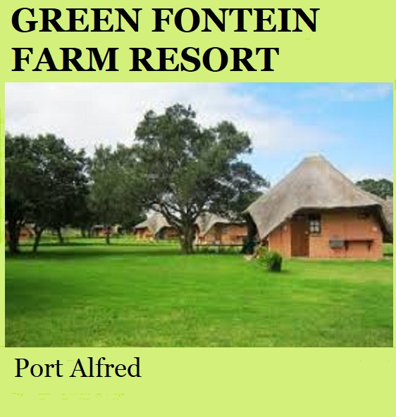 Green Fontein Farm Resort - Port Alfred