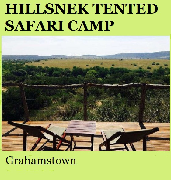 Hillsnek Tented Safari Camp - Grahamstown