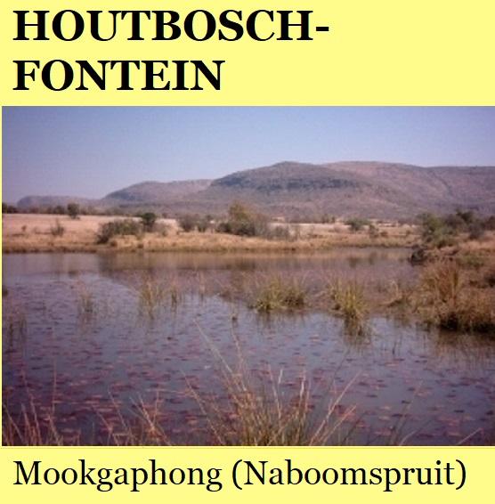 Houtboschfontein - Mookgaphong (Naboomspruit)