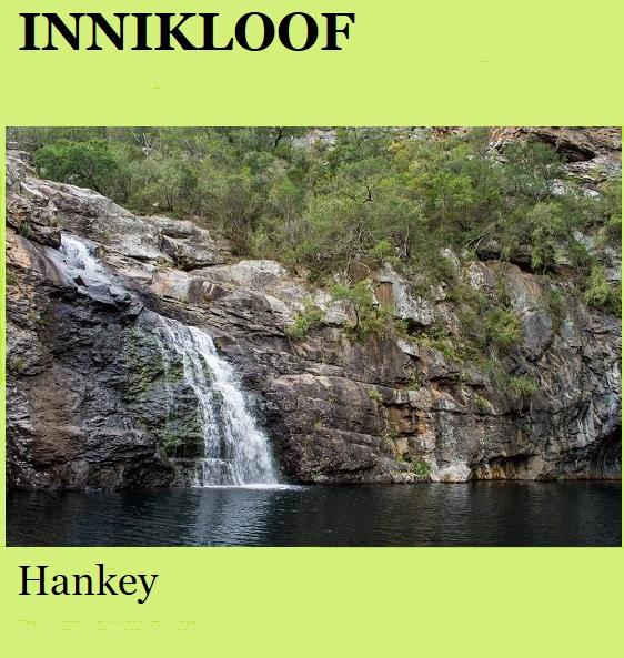 Innikloof - Hankey