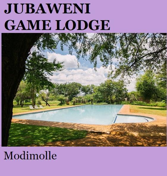 Jubaweni Game Lodge - Modimolle