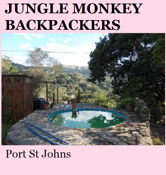 Jungle Monkey Backpackers - Port St Johns