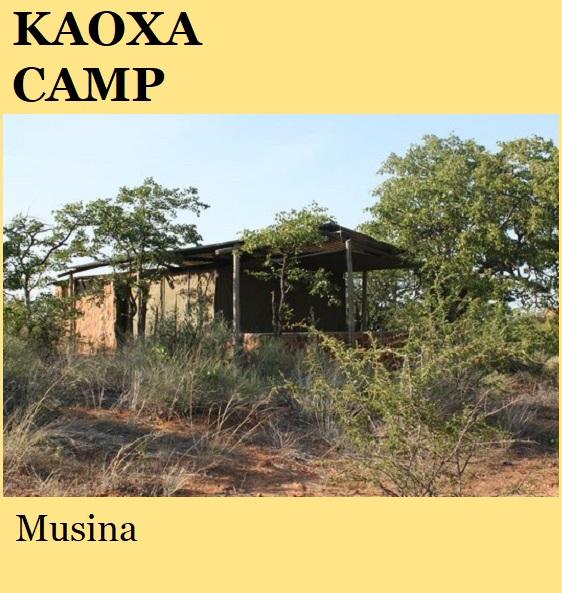 Kaoxa Camp - Musina