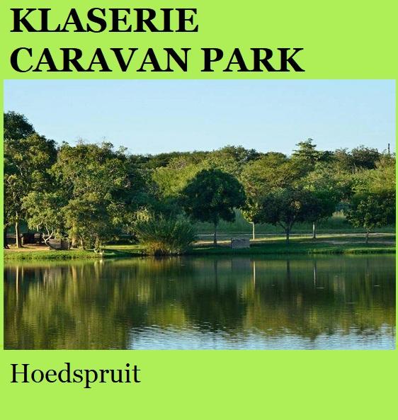 Klaserie Caravan Park - Hoedspruit
