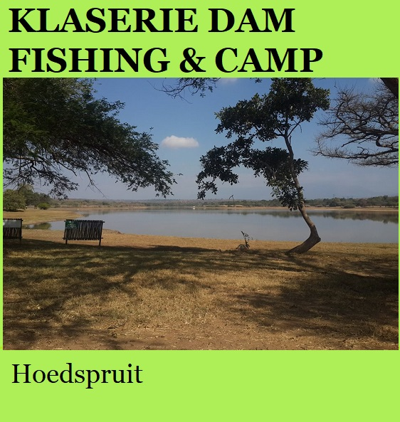 Klaserie Dam Fishing and Camp - Hoedspruit