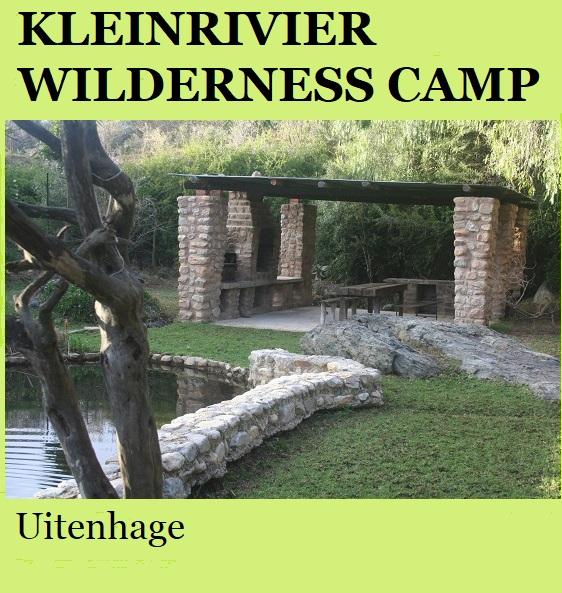 Kleinrivier Wilderness Camp - Uitenhage