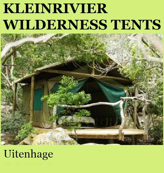 Kleinrivier Wilderness Tented Camp - Uitenhage