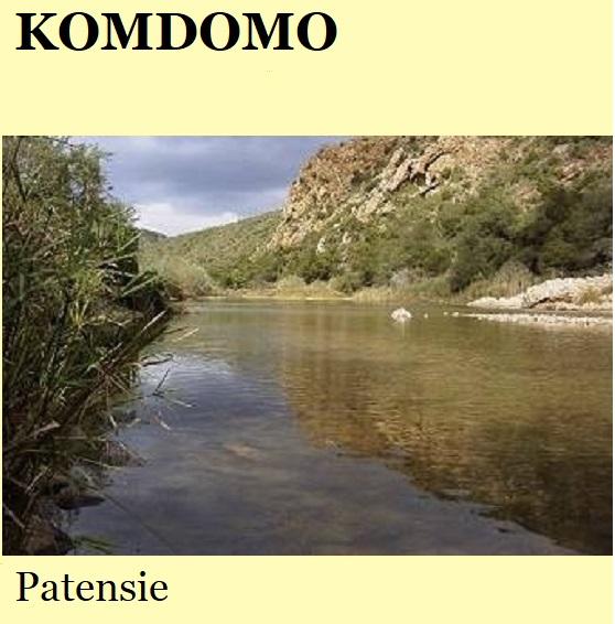Komdomo - Patensie