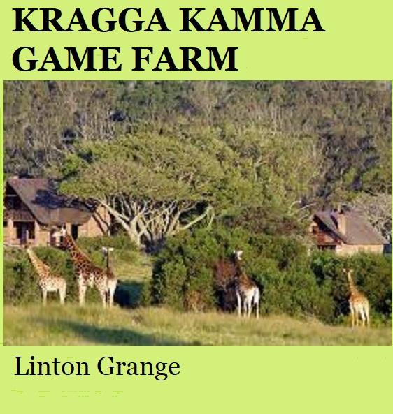 Kragga Kamma Game Farm - Linton Grange