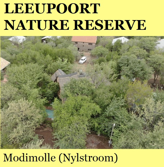 Leeupoort Nature Reserve - Modimolle (Nylstroom)