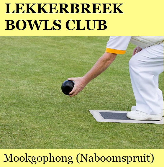 Lekkerbreek Bowls Club and Camp - Mookgophong (Naboomspruit)