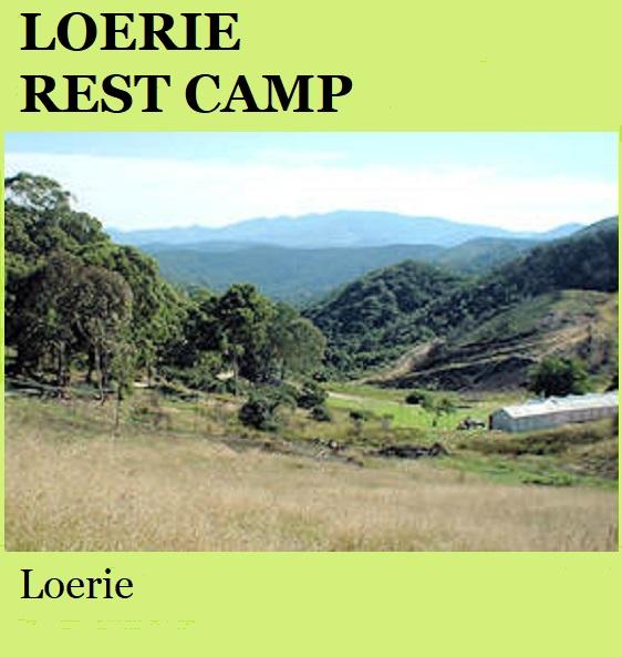Loerie Guest Farm - Loerie