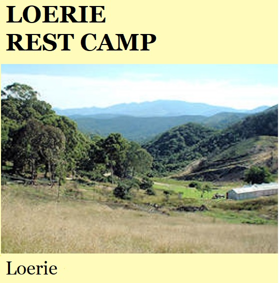 Loerie Rest Camp - Loerie