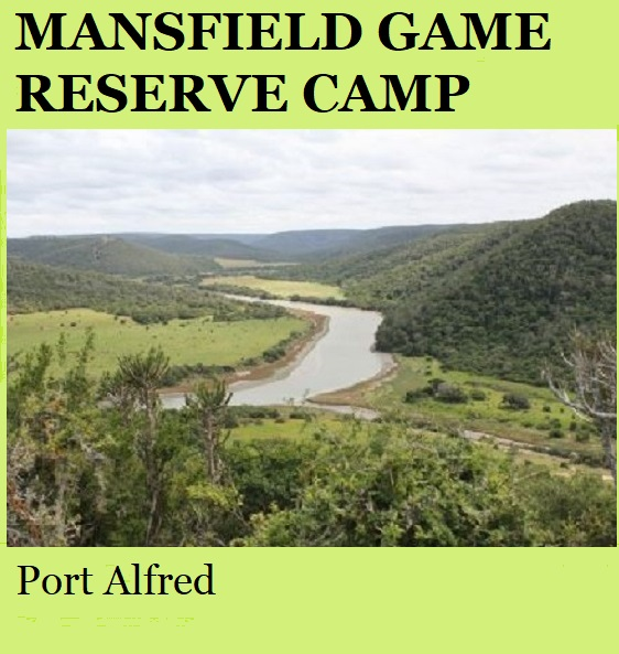 Mansfield Game Reserve Camp - Port Alfred