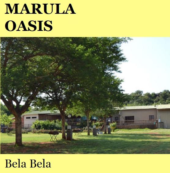 Marula Oasis - Bela Bela