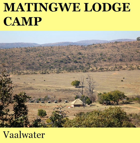 Matingwe Lodge Tented Camp - Vaalwater