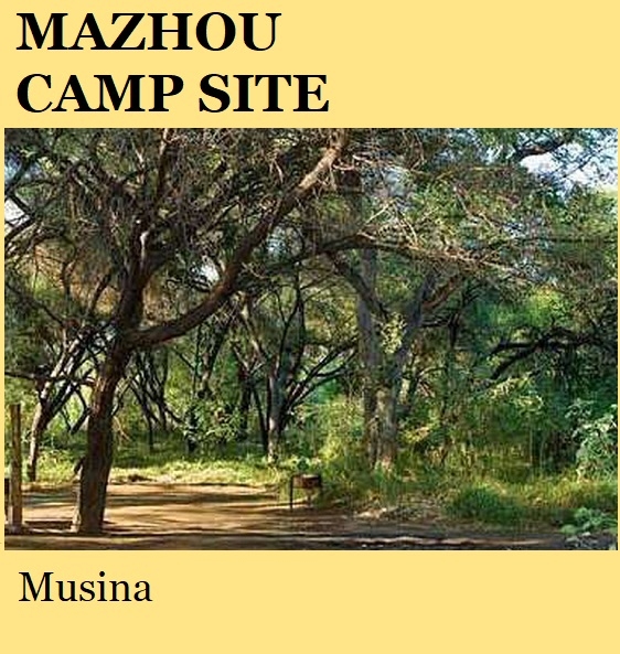 Mazhou Camp Site - Musina