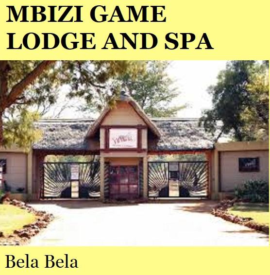 Mbizi Game Lodge and Spa - Bela Bela