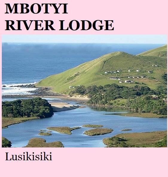 Mbotyi River Lodge - Lusikisiki