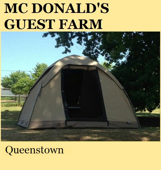 Mc Donalds Guest Farm - Queenstown
