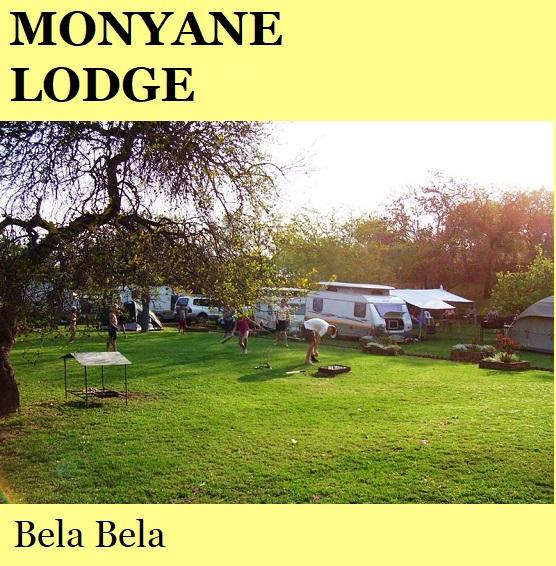 Monyane Lodge - Bela Bela
